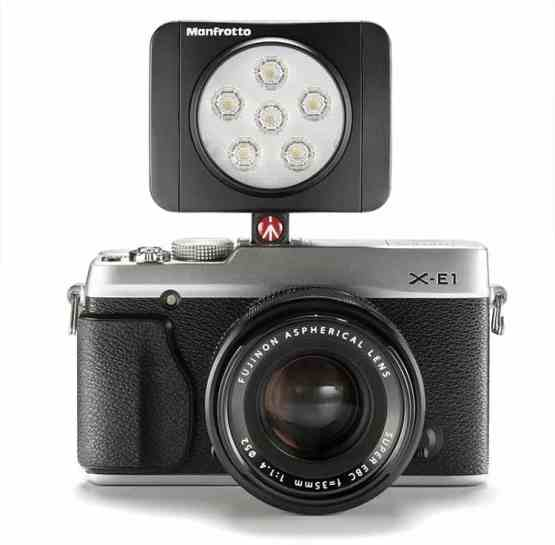 LED MANFROTTO (MLUMIEART-BK)