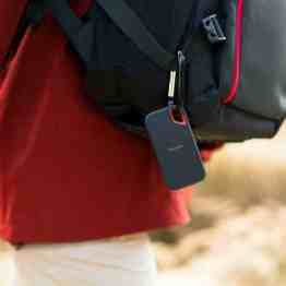 SanDisk Extreme® Portable SSD