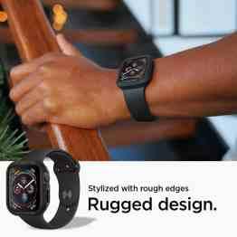 SPIGEN Θήκη Rugged Armor Apple Watch 4/5 (44MM)