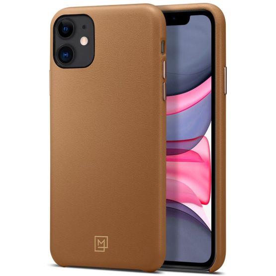 SPIGEN Θήκη La Manon Calin iPhone 11 brown
