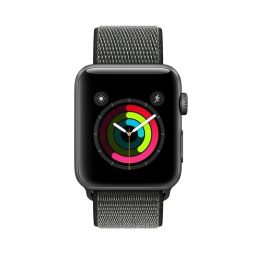 TECH-PROTECT Nylon Λουράκι Apple Watch (42/44mm) Dark Olive