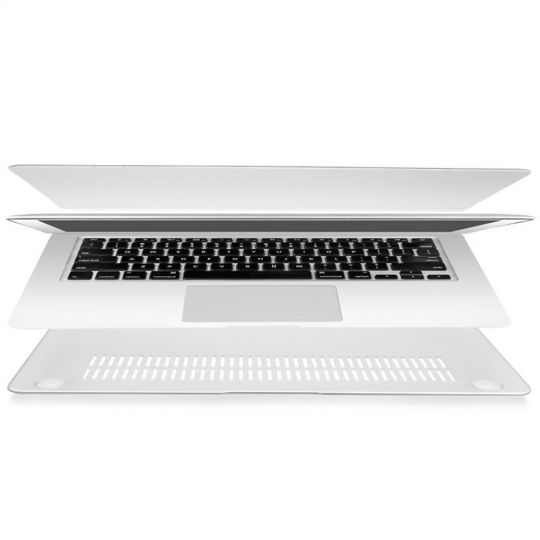 TECH-PROTECT Θήκη Smartshell MacBook Pro 15 Matte Black